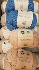 Lana Grossa Fourseason, Linea Pura, verchiedene Farben zur Auswahl