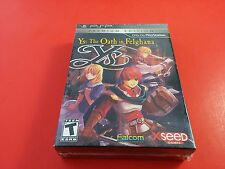 Ys The Oath in Felghana Premium Edition [Brand New & Sealed] (PSP)