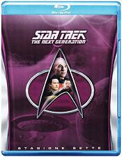 STAR TREK THE NEXT GENERATION - saison 7 Blu ray  NEUF §