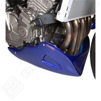 BARRACUDA ENGINE SPOILER HONDA HORNET 600 1999-2000-2001-2002 COLOR SILVER