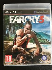 PS3 Farcry 3 * COMPLETE with Manual