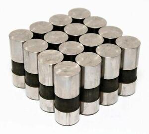 Chevy 283 305 307 327 350 400 Hydraulic Anti-Pump Up Flat Tappet Lifters Set/16