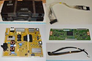 LG Tv LGP55LIU replacement parts speaker main board power board cables