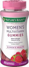 Nature's Bounty Optimal Solutions Women's Multivitamin 80 Gummies