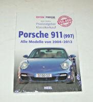 Porsche 911 Typ 997 Carrera inkl. Turbo GT2 GT3 2004 bis 2012 - Praxisratgeber !