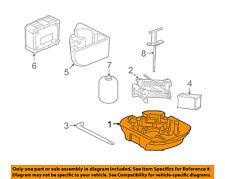 JAGUAR OEM 09-15 XF Jack-Rear Body & Floor-Tool Compartment C2Z4107