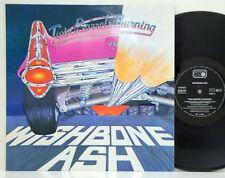 Wishbone Ash        Twin Barrels burning      Org.  Germany        NM # E