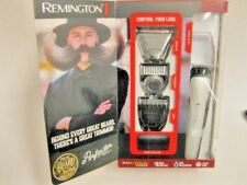 Remington MB4900 Beard Boss Perfecter Stubble and Beard Kit, Trimmer (9 pieces)