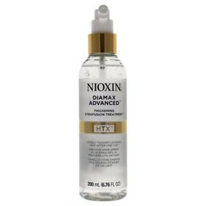 NIOXIN Diamax Advanced Thickening Xtrafusion w /HTX Treatment 200 ml / 6.76 oz