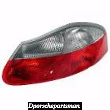 Porsche Boxster Right Tail Light Lens (Clear/Red)    GENUINE  NEW # NS