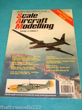 SCALE AIRCRAFT MODELLING - RFC BLERIOT IX - JULY 2001