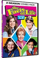 The Facts of Life First Second Season 1 2 One Two - NEW!!