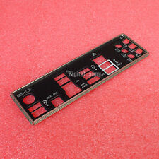 NEW FOR ASUS SABERTOOTH X58 motherboard original I/O shield backplate backpanel