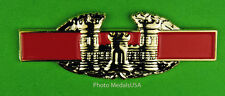 Combat Engineer Badge -  Award 3 inch CAB Army Pin
