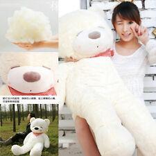 Large 80CM Teddy Bear Giant Big Soft Cotton Plush Toys Kids Gift Sleepy Bear