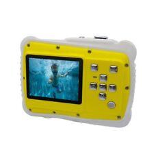 Waterproof HD 720P 12MP 2.0'' LCD Compact 2018 NEW Digital Camera Kids Children