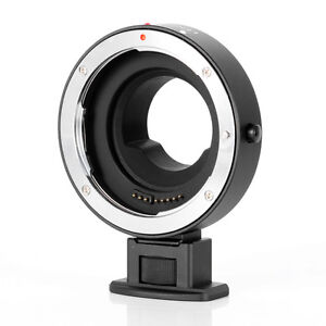 Auto Focus AF Adapter for Canon EOS EF EF-S to Micro Four Thirds M4/3 MFT GH4 G6