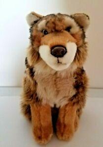 Ganz Webkinz Signature Endangered Red Wolf Stuffed Animal Toy Plush Only NO CODE
