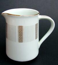 Década de 1970 Noritake Humoresque 6685 patrón 120 ml Crema O SM Jarra de leche 9 Cm-en en muy buena condición