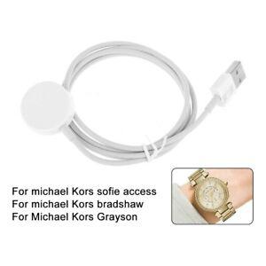 Wireless Smart Bracelet Charger for Michael-Kors Access-Sofie Bradshaw/Grayson H