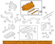 FORD OEM 2018 Mustang 5.0L-V8 Engine-Intake Manifold JR3Z9424A