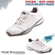 Portwest FW33 Arx Steelite Safety Work Steel Toe Cap Trainers Sneakers Shoes