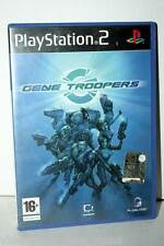 GENE TROOPERS GIOCO USATO OTTIMO STATO SONY PS2 EDIZIONE ITALIANA LC1 35513