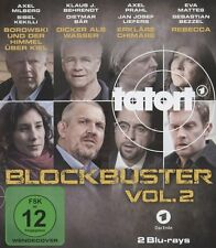 2 Blu-rays * TATORT - BLOCKBUSTER VOL. 2 # NEU OVP &