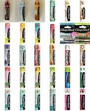Chapstick Lip Balm amazing flavours