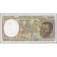 TWN - CENTRAL AFRICAN REPUBLIC (C.A.S.) 302Ff - 1000 1.000 Francs 1999 UNC