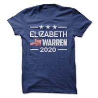 Elizabeth Warren T-Shirt America Election 2020 Presidential Candidate Democrat