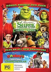 Shrek 4: Forever After / Donkey's Christmas Shrektacular : NEW DVD