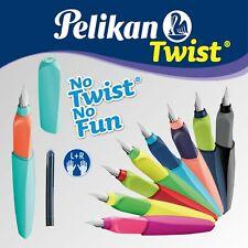 "Pelikan Tintenroller mit Gravur /""Twist R457 Neon Violett/"""