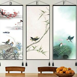 47X120cm Japanese Tapestry Banner Flag Home Wall Hanging Adorn Picture Cloth Art