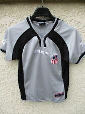 Maillot ACA AJACCIO Baliston football collection maglia vintage XXS