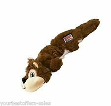 KONG Dog Toy Durable Dog Toys Squirrel Dog Toy Small Medium Dog Squeaky Toy New