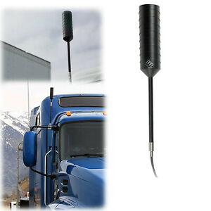 Weboost semi truck antenna for signal Booster to improve Telstra mobile service