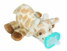 RaZ-Buddy Giraffe - Plush Pacifier DUMMY HOLDER + FREE Jollypop