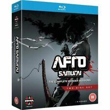 Afro Samurai The Complete Murder Sessions 5022366802147 Blu-ray Region B
