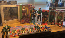 Vintage Kamen Rider Lot Bandai America/Japan/ Asia Action Figure Model Kit Mix