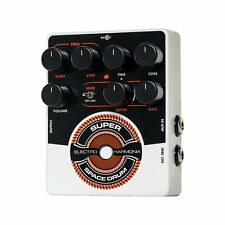 Electro-Harmonix Super Space Drum Reverb Guitar Effects Pedal