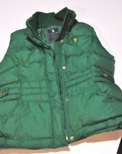 US Polo Assn Womens Vest Puffer Quilted Womens Jacket size L