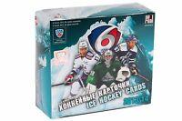 2013-14 Sereal KHL Trading cards 6th season hobby box