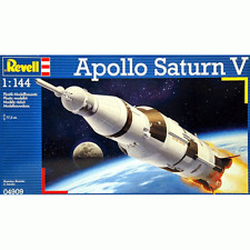 New Revell 04909 1/144 Apollo Saturn V Model Kit