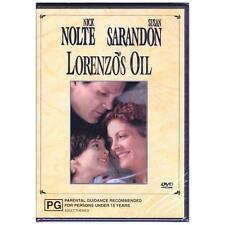 DVD LORENZO'S OIL Nick Nolte Susan Sarandon 1992 Drama True REGION 2&4 PAL [BNS]