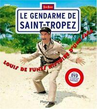 LE GENDARME DE SAINT_TROPEZ : LOUIS DE FUNES, histoire d'une saga - Livre + DVD