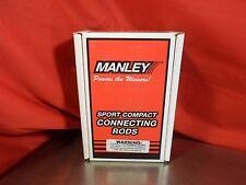 Manley H-Beam Rods 14011-4 MAZDA BP B6 MIATA 323GTX 5.233 rods