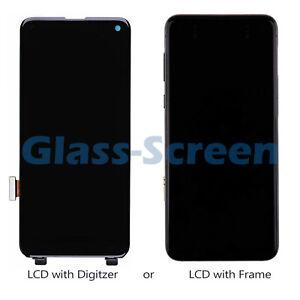 OEM Samsung Galaxy S10E G9700 G970F G970N G970U LCD Screen Digitizer or Frame