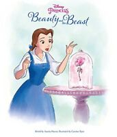 Disney Princess Beauty and the Beast Picture Book