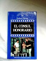 El Cónsul Honorario Graham Greene Colección Novelas De Cine Orbis Libro 1987